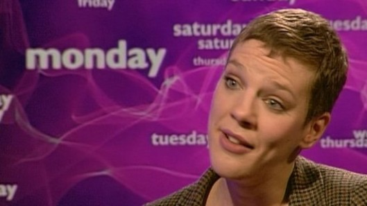 Francesca Martinez, who launched the WOW Petition, is no stranger to political discussion. She is pictured on the BBC's This Week, discussing how attitudes to disabled people have hardened (thanks - in my opinion - to misleading propaganda organised by Conservative ministers).