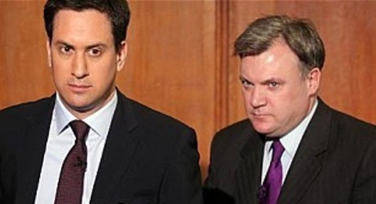 Enemies of the people? Ed Miliband, Ed Balls and the entire Labour shadow cabinet have created a strategy that will lose them the next election and could plunge us into decades of servitude under Tory 'austerity'. THIS MUST CHANGE. If they refuse to adopt policies in line with the wishes of the majority of Labour members, they'll have to go.