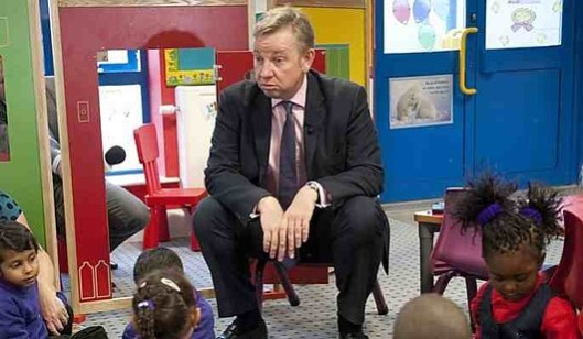The stupid boy sitting at the back: Michael Gove has just one aim for the education system - to make it profitable. If he succeeds, YOUR children will pay the price.
