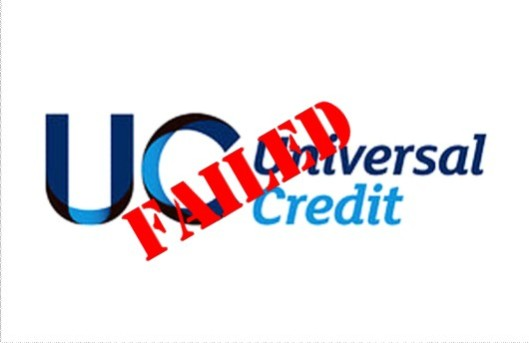 Can the DWP do anything right? Universal Credit joins the Work Programme and the murderous administration of Employment and Support Allowance on the list of Iain Duncan Smith's failures.