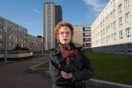 The victim: Raquel Rolnik, the United Nations' expert Special Rapporteur on Housing is once again the victim of a baseless Daily Mail smear piece.