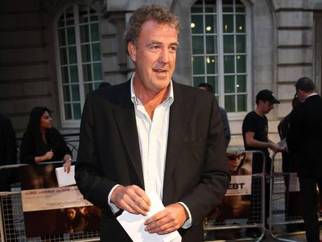 Will 2015 be the Hour for this Man? Jeremy Clarkson is weighing up the possibilities of a career in politics.