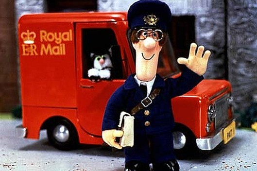 End of an institution: We can all wave goodbye to friendly Postman Pat; the new post-privatisation Royal Mail will be run according to strict for-profit rules and rural areas in particular are likely to suffer.