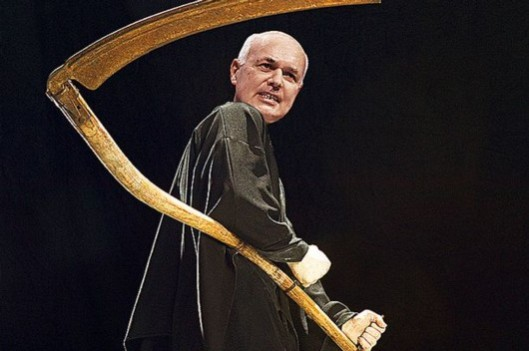 The Grimmer Reaper: If pensioners die in their thousands this winter, Iain Duncan Smith stands to profit from it.