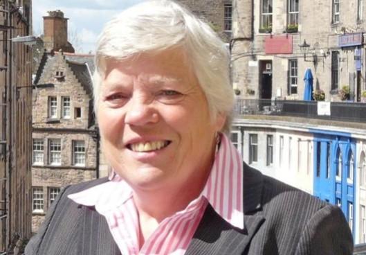Sheila Gilmore MP.