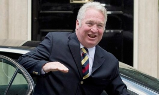 Mike Penning, Minister for the Disabled [Image: The Guardian].