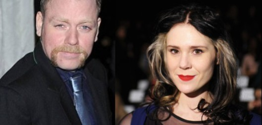 Speaking their mind: Rufus Hound and Kate Nash had the courage to speak their mind about the NHS and education - but they don't have enough influence to change government policy. What will it take?