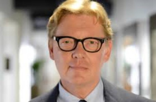 Meet the new boss: Richard Caseby - no connection with any 'bad apples' at News UK or the DWP. Let's hope it stays that way.