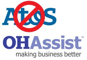 Out with the old...: You can rest assured that the only change at Atos has been the company brand name.