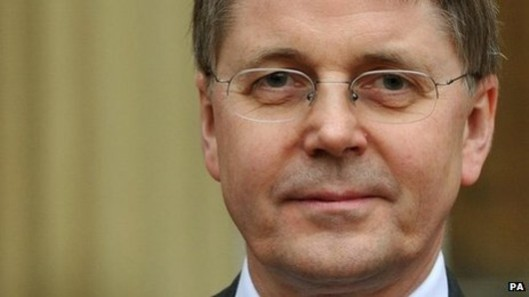 Sir Jeremy Heywood. [Image: PA]