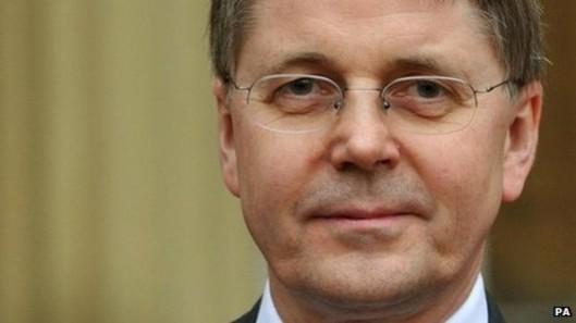 Sir Jeremy Heywood. [Image: PA]