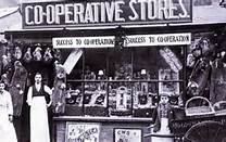 Co-operative pic