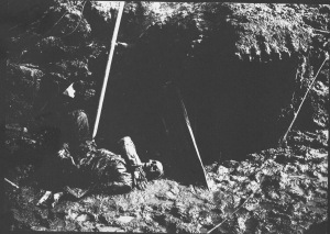 German War Corpse