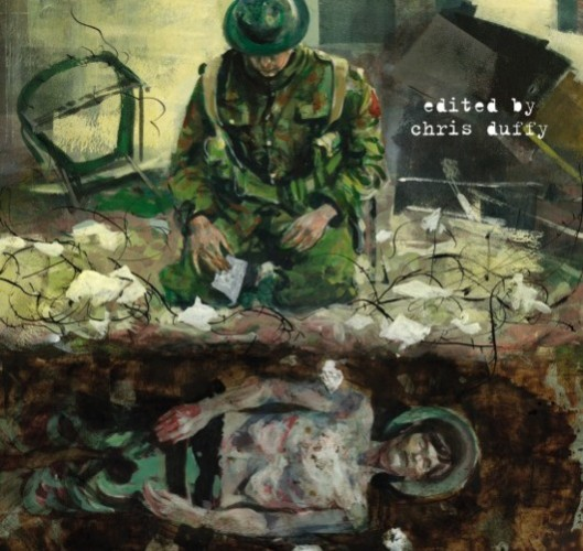The reality of war: This forthcoming collection, adapting World War One poetry into comics form, might teach Michael Gove a thing or two about factual accuracy.