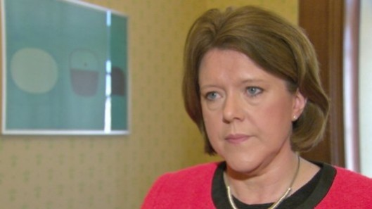Going (unpunished): Maria Miller has made a huge profit from her misuse of taxpayers' money while in public office. Now is the time for her to face a criminal investigation.