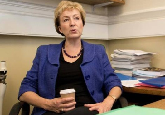 Andrea Leadsom [Image: The Independent].