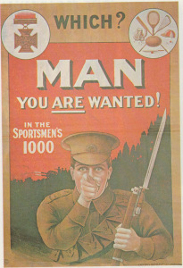 WWI Poster