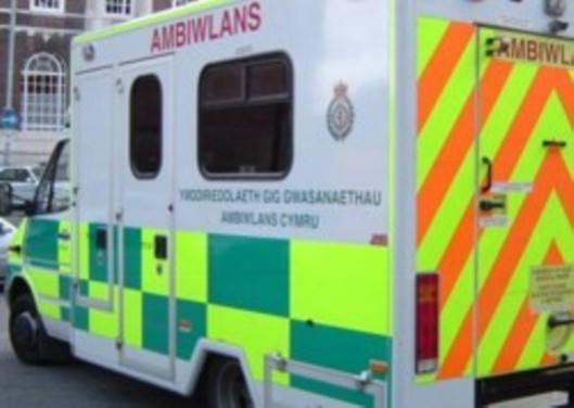 This was not the actual ambulance involved in the case mentioned below. It is intended to be a representative picture of an ambulance. We mention this to head off anyone who wants to point out that it's the wrong colour.