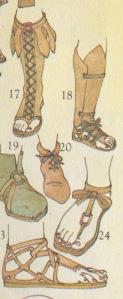 Greek Shoes
