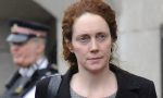 Rebekah Brooks at the Old Bailey in March