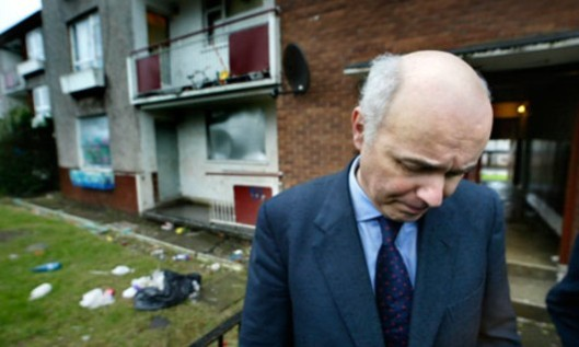 Crocodile tears: Everybody thought Iain Duncan Smith had a change of heart at Easterhouse and intended to help people. Instead, under his direction, the Department for Work and Pensions has caused the deaths of thousands upon thousands of innocent people.