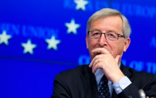 Jean-Claude Juncker, tax avoidance mastermind and now President of the European Commission.