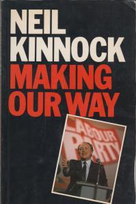 Kinnock Book