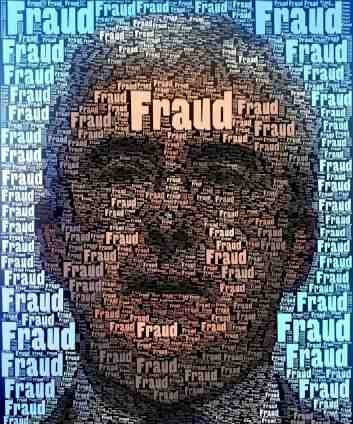 Fraud: This man wants you to believe DWP austerity measures are succeeding, in order to win votes at next year's general election. They aren't. He is a liar.