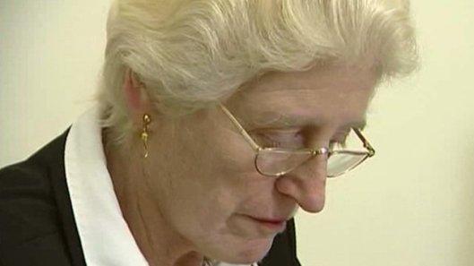 Resigned: Baroness Butler-Sloss.