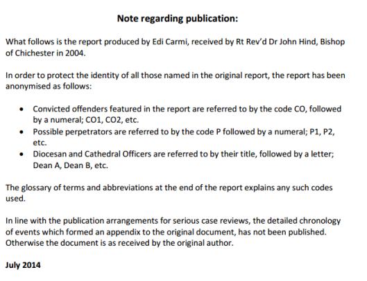 carmi report