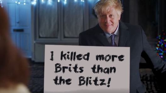 200520 Johnson killed more brits than the blitz